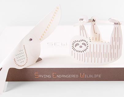 S.E.W. Saving Endangered Wildlife