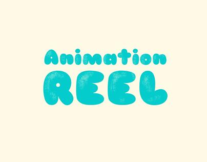 Animation Reel // 2017