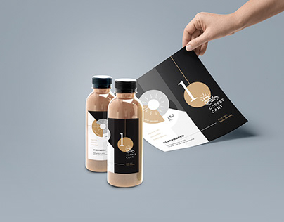 Coffee Cart, Packaging Design