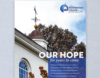 Capital Campaign Viewbook for Local Church