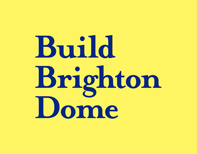 Build Brighton Dome - Campaign Video