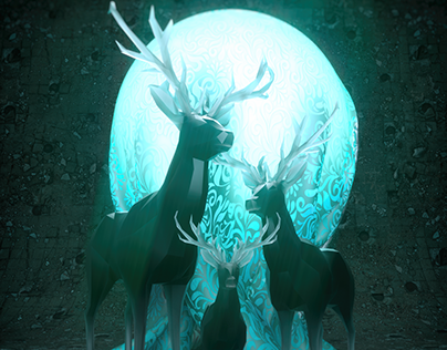 ALL RANDOM | Illustration series #3