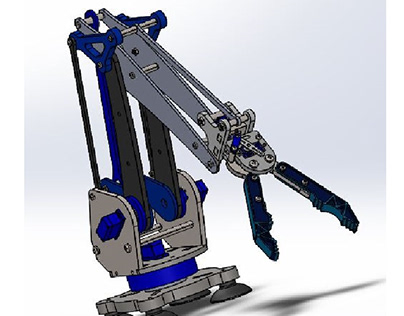 Robotic Arm T310