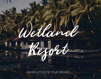 Wetland Resort Logo | Branding