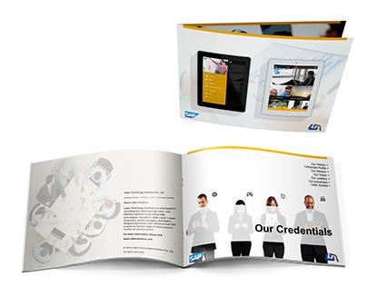 SAP Partnership - Print Brochure