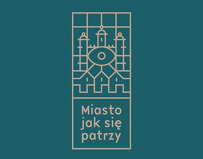 MIASTO JAK SIĘ PATRZY - BRAMA POZNANIA - exhibition