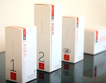 L`ESTÉTIC LASER product design