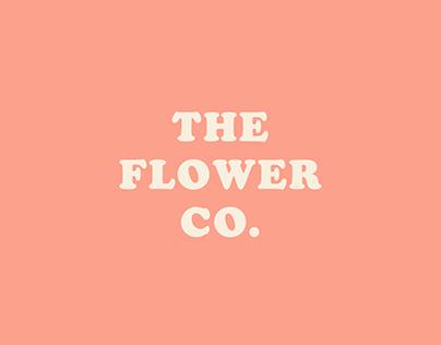 The Flower Co. Logo Concept