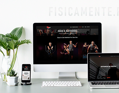 Website Fisicamente