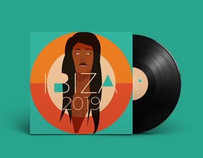 Ibiza 2019 - Album cover