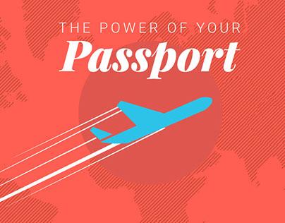 Power of your passport [print]