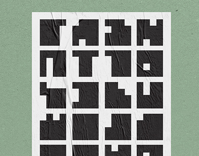 Experimental Hebrew Typography