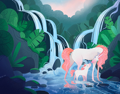 Unicorns commission