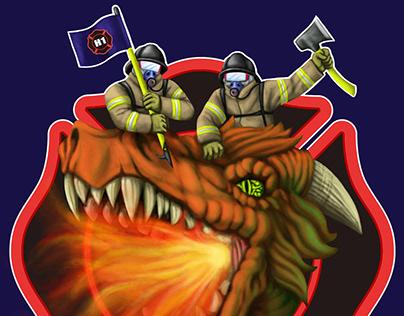 H1 Fire Academy T-Shirt