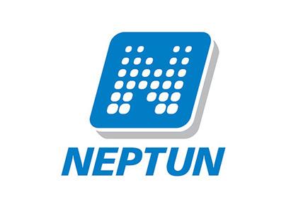 NEPTUN logo & identity