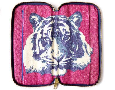 Portefeuille tigre