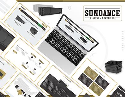 Sundance - Website Design