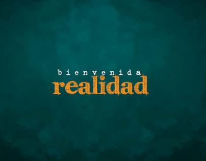 BIENVENIDA REALIDAD