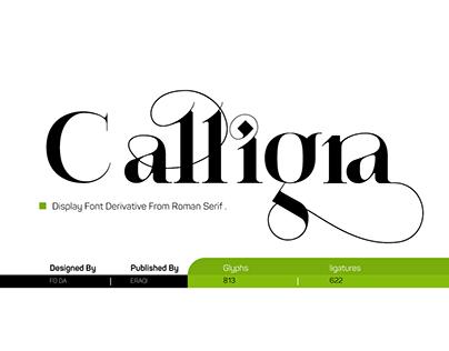 Calligra Font