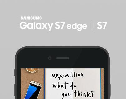 Samsung S7 eCRM