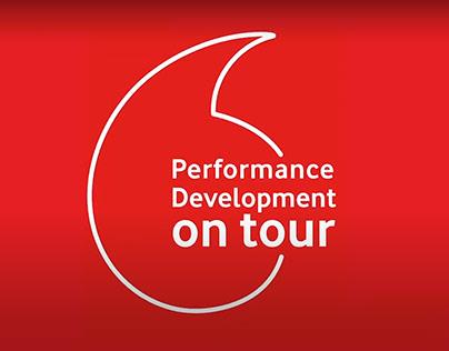 Vodafone   Performance development on tour