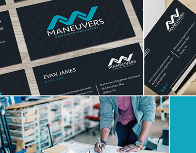 Maneuvers Brand Design