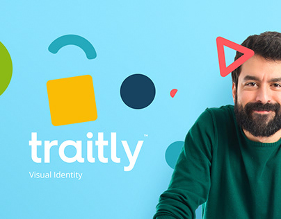 traitly - Visual Identity & Design System