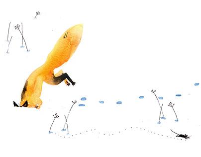 Weekdays fox Будни лисы-колбасы