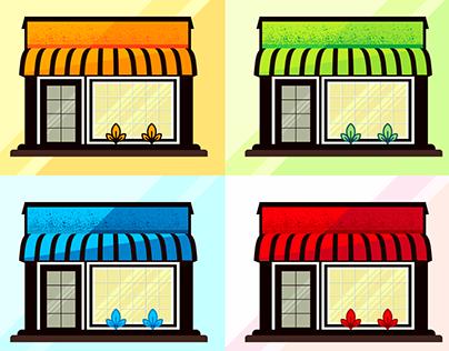 Storefront Illustration 2