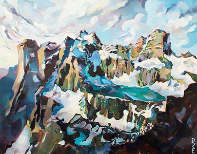 Valhalla Ranges, BC