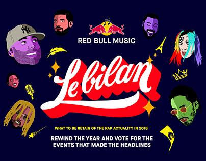 Le Bilan 2018 • Red Bull Music