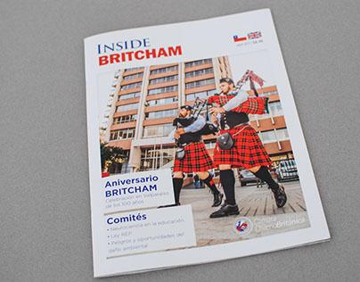 Revista Inside Britcham