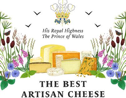 The Best Artisan Cheese Award