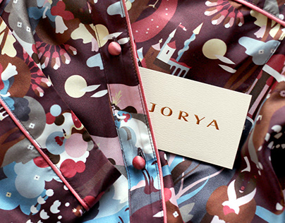 Clothing print for Jorya FW18
