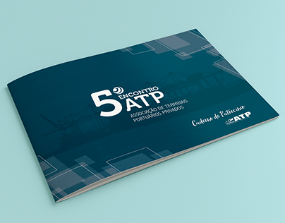 Editorial: Caderno de Patrocínio - ATP