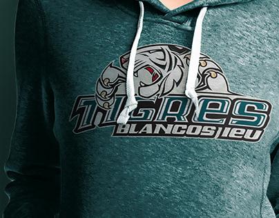 Diseño de marca | Tigres Blancos IEU