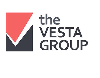 Logo Design : the VESTA GROUP