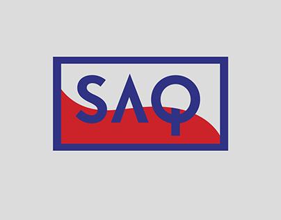 Identité visuelle - SAQ