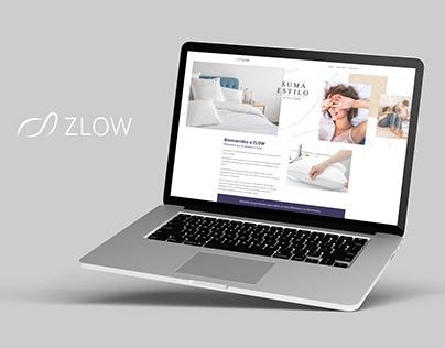 Zlow - Pagina Web