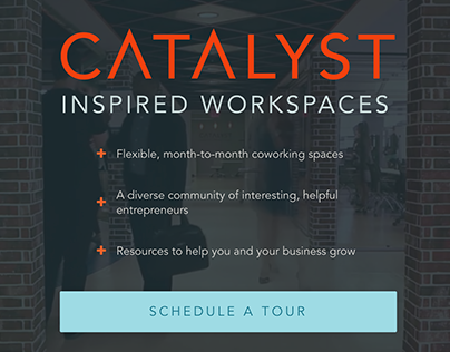 Catalyst Spaces
