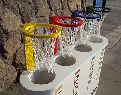 Basket Recycle Bin