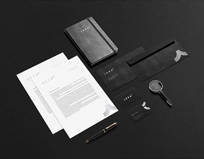 LEXA Advogados · Identidade