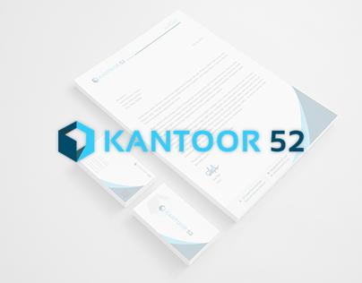 Kantoor52-Brand Identity Project