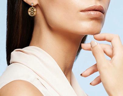 Flower of Life Earrings  #####
