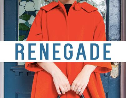 Renegade: 1950s Inspired Fashion Lookbook
