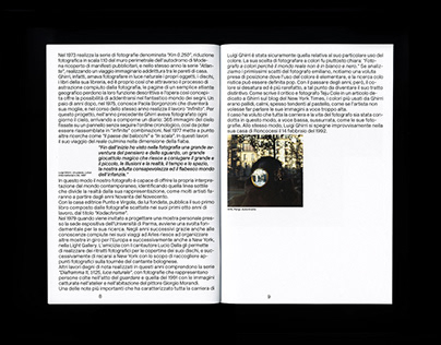Tra realtà e illusione – Luigi Ghirri & Moebius
