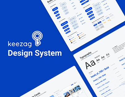 Keezag Design System