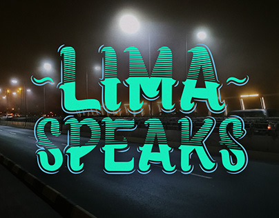 CALIDDA /// LIMA SPEAKS