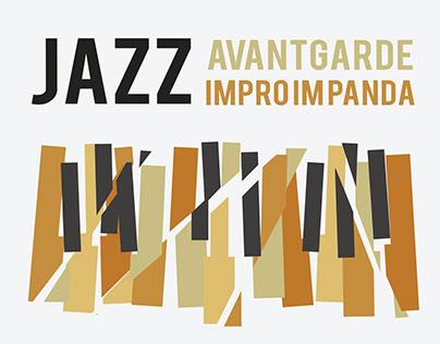 Poster for Jazz festival