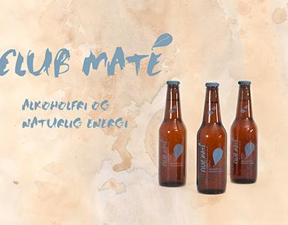 Club Mate / Redesign